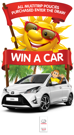 Win a Car with Multitrip