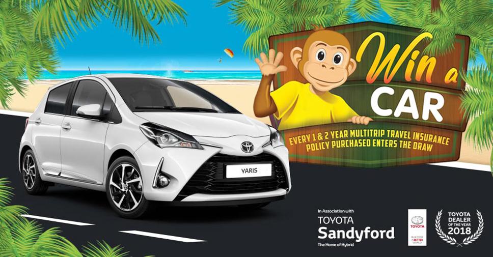 Buy Travel Insurance & Win a Car! | Multitrip com Ireland